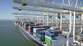 Global Container Terminals project thumbnail. Click to load the project information and video below