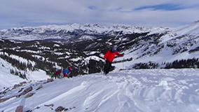 Telluride Resort project thumbnail. Click to load the project information and video below